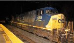 CSX 485 on Q190 at 120AM. 7780 leading.